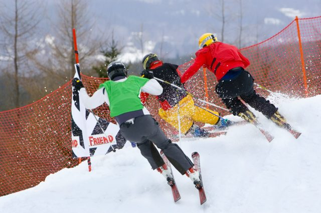 Slalomtävlingar